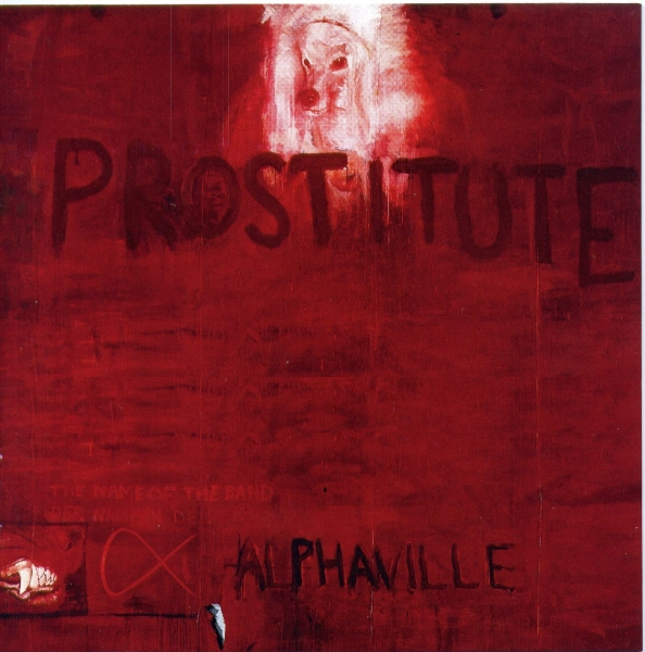Alphaville Prostitute Cover Art