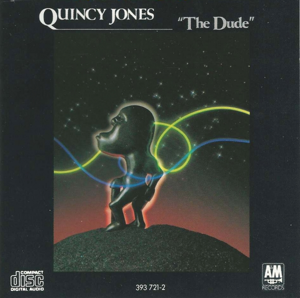 Quincy Jones The Dude cover art