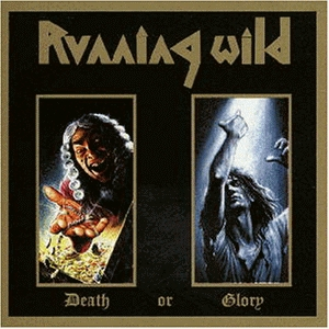 Running Wild Death or Glory cover art