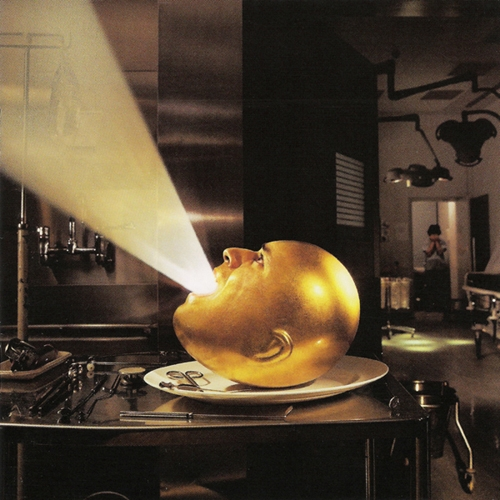 The Mars Volta De‐Loused in the Comatorium cover art