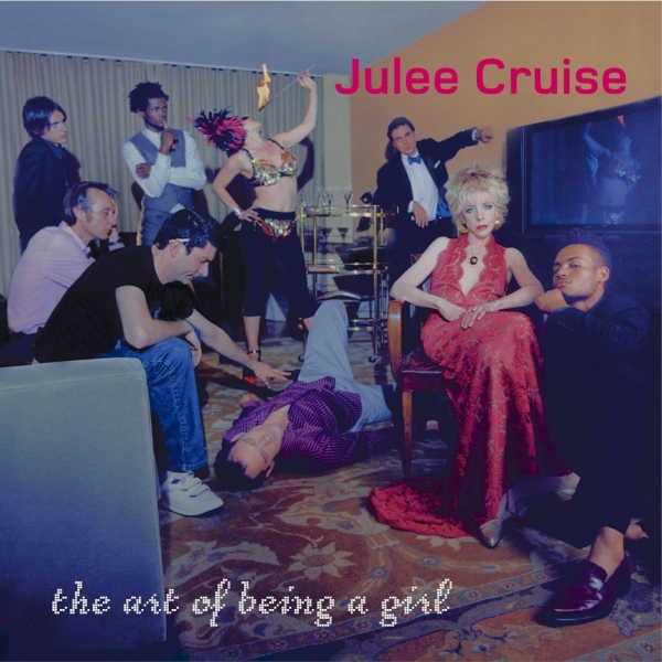 Julee Cruise The Art of Being a Girl cover art