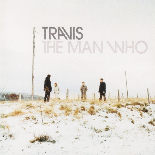 Travis The Man Who cover art