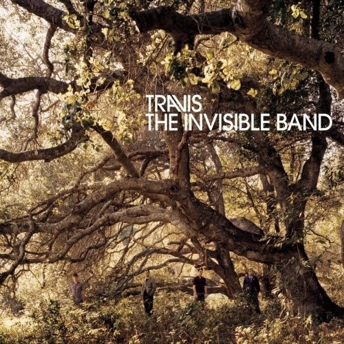 Travis The Invisible Band cover art