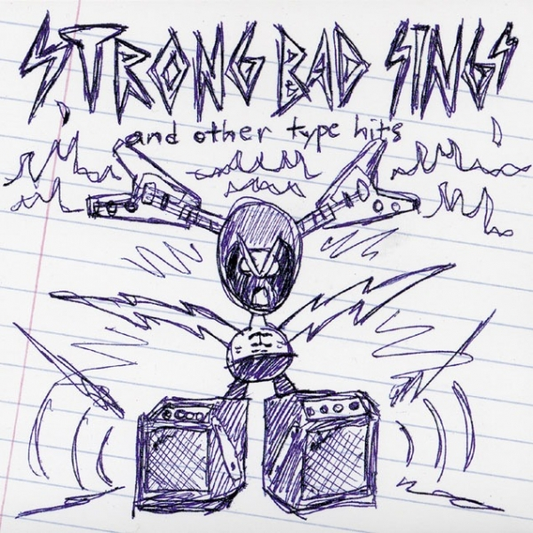 Marzipan Strong Bad Sings: And Other Type Hits cover art