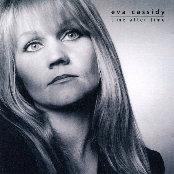 Eva Cassidy Time After Time cover art