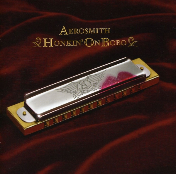 Aerosmith Honkin' on Bobo cover art