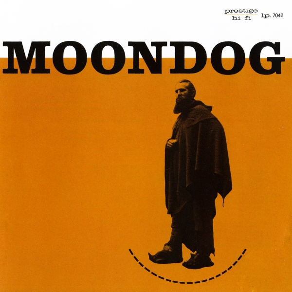 Moondog Moondog Cover Art