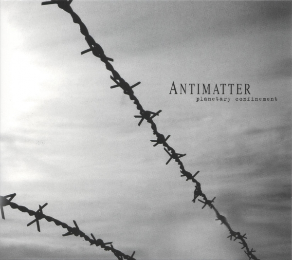 Antimatter Planetary Confinement Cover Art