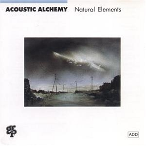 Acoustic Alchemy Natural Elements Cover Art