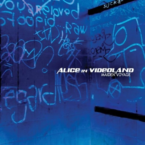 Alice in Videoland Maiden Voyage cover art