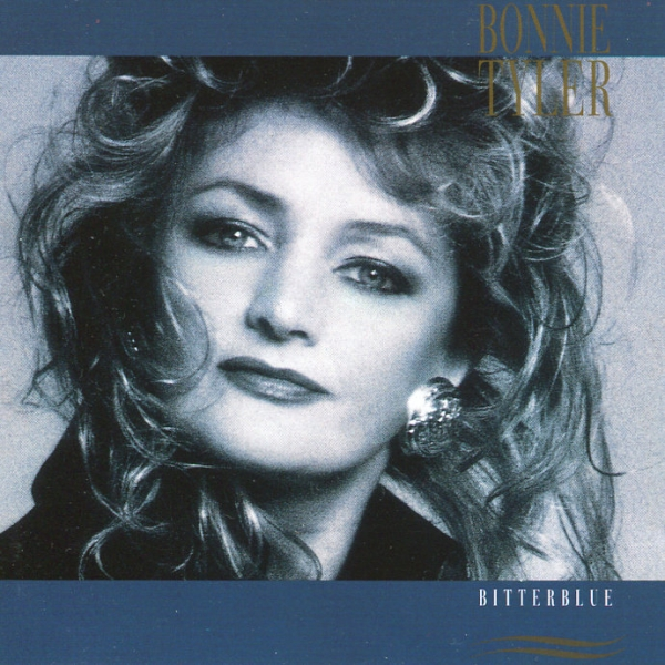 Bonnie Tyler Bitterblue cover art