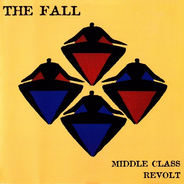 The Fall Middle Class Revolt cover art