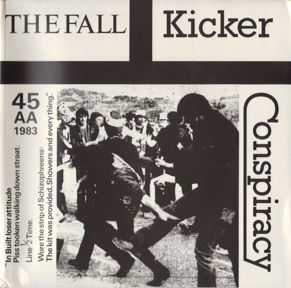 The Fall Kicker Conspiracy Cover Art