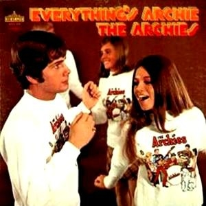 The Archies Everything's Archie cover art