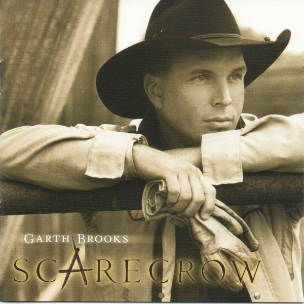 Garth Brooks Scarecrow cover art