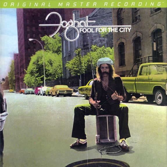 Foghat Fool for the City cover art