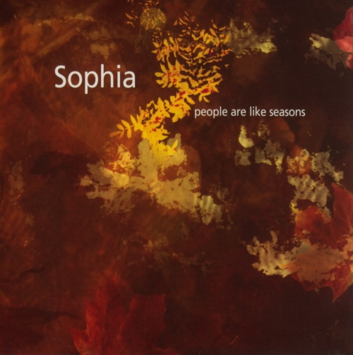 SOPHIA People Are Like Seasons cover art