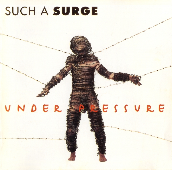 Such a Surge Under Pressure Cover Art