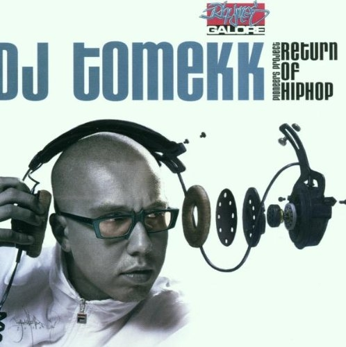 DJ Tomekk Return of Hip Hop Cover Art
