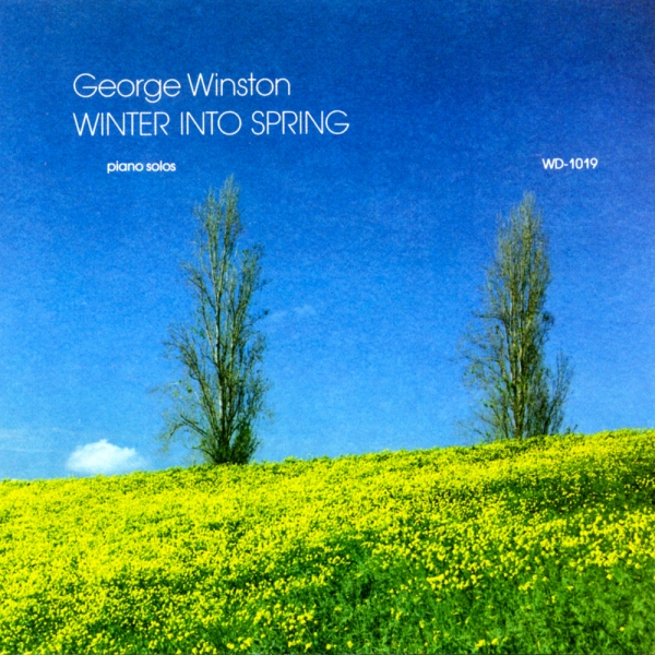 George Winston Winter Into Spring cover art