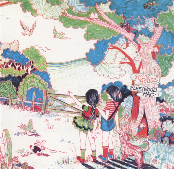 Fleetwood Mac Kiln House cover art