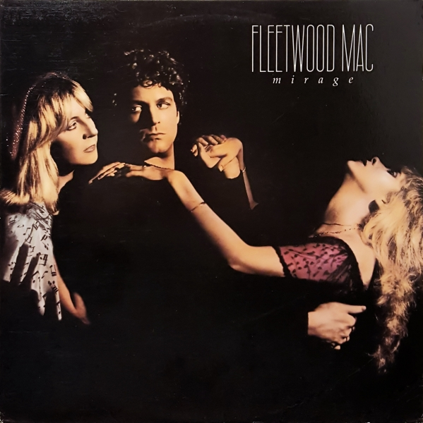 Fleetwood Mac Mirage cover art