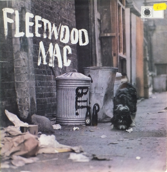 Fleetwood Mac Peter Green's Fleetwood Mac cover art