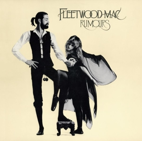 Fleetwood Mac Rumours cover art
