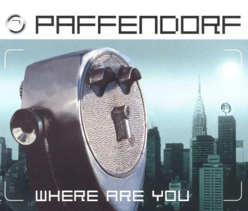 Paffendorf Where Are You Cover Art