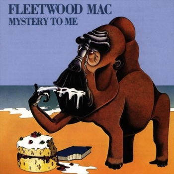 Fleetwood Mac Mystery to Me Cover Art