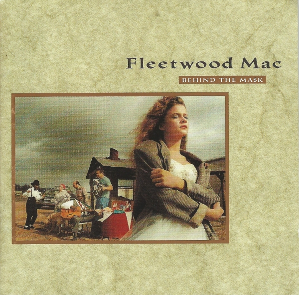Fleetwood Mac Behind the Mask cover art