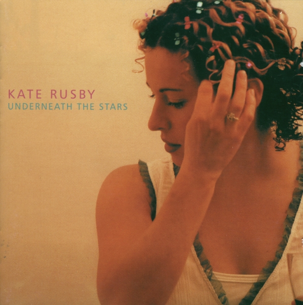 Kate Rusby Underneath the Stars Cover Art