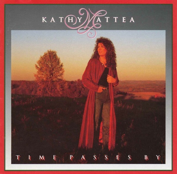 Kathy Mattea Time Passes By cover art