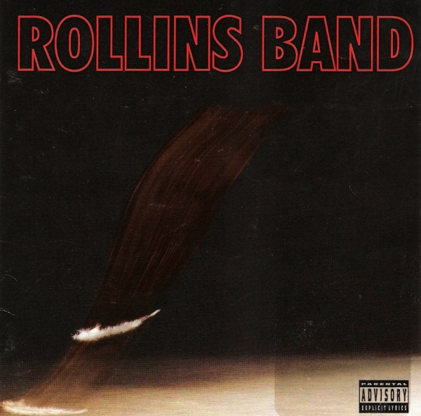 Rollins Band Weight cover art