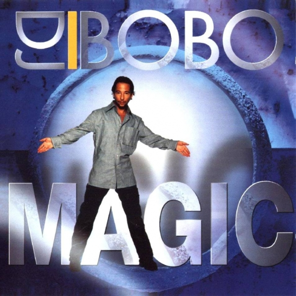 DJ BoBo Magic cover art