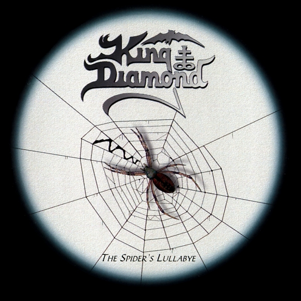 King Diamond The Spider's Lullabye Cover Art