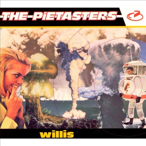 The Pietasters Willis Cover Art