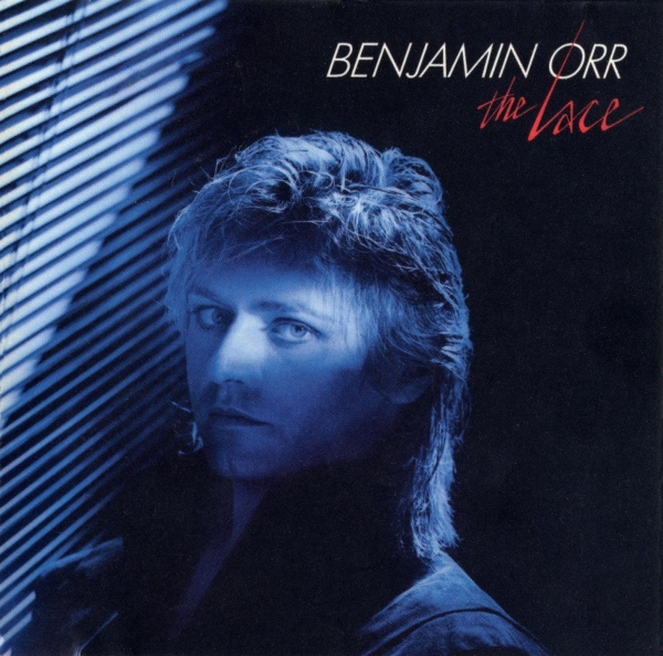 Benjamin Orr The Lace cover art