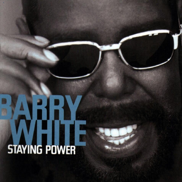 Barry White Staying Power cover art