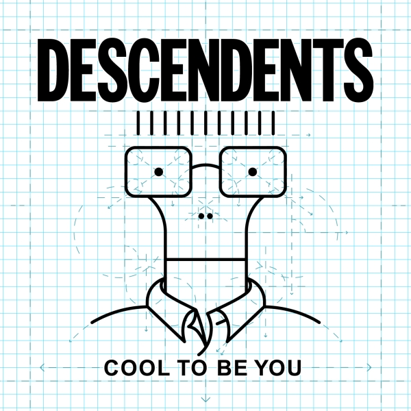 Descendents Cool to Be You Cover Art