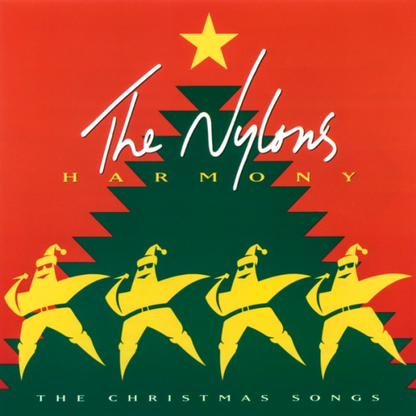 The Nylons Harmony: The Christmas Songs cover art