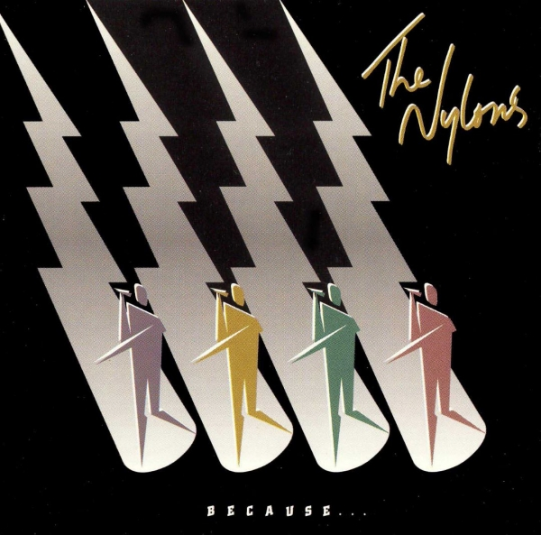The Nylons Because cover art