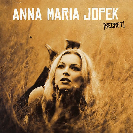 Anna Maria Jopek Secret Cover Art