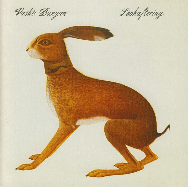 Vashti Bunyan Lookaftering cover art