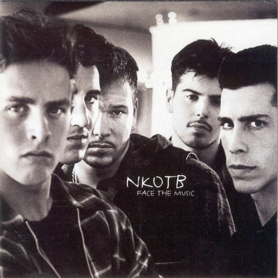 New Kids on the Block Face the Music cover art