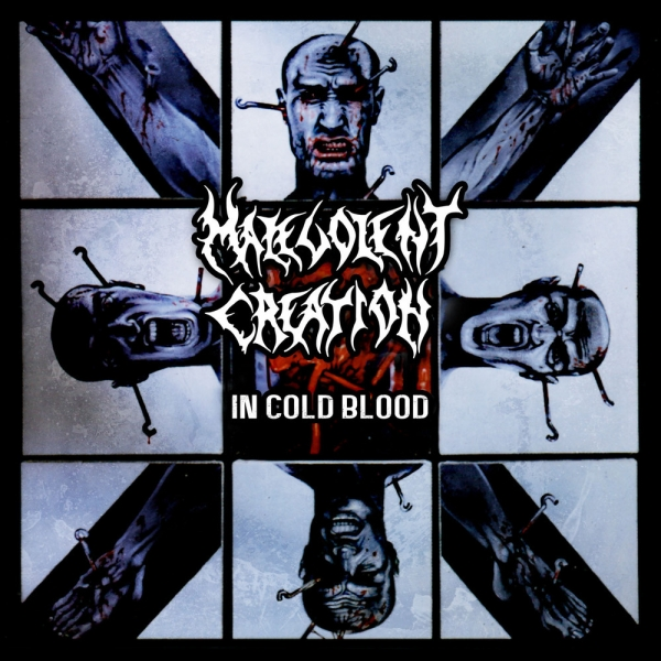 Malevolent Creation In Cold Blood Cover Art