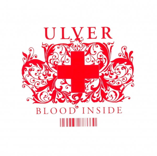 Ulver Blood Inside cover art