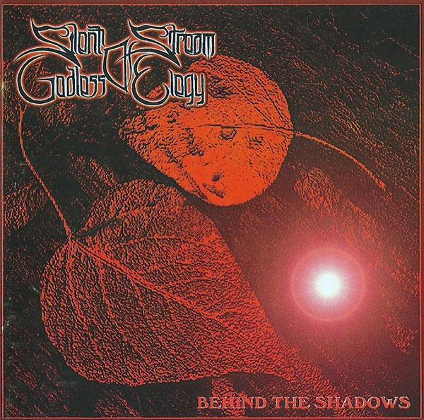 Silent Stream of Godless Elegy Behind the Shadows cover art