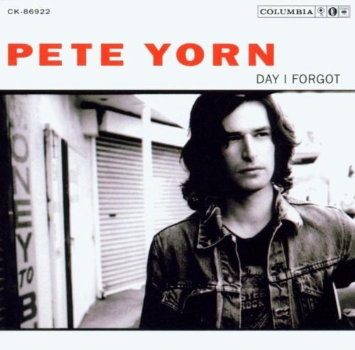 Pete Yorn Day I Forgot cover art