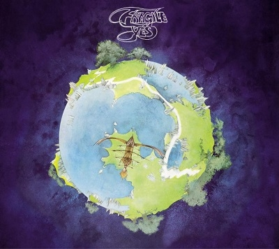 YES Fragile cover art